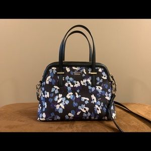 Kate Spade Monford Floral Crossbody Purse